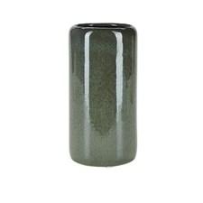 Vas Grön 22x12.5 cm
