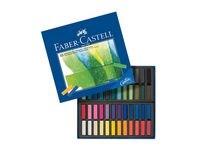 Kritor Torrpastell Faber Castell 48 Färger
