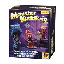 Monsterkuddkrig, ALF (SE)