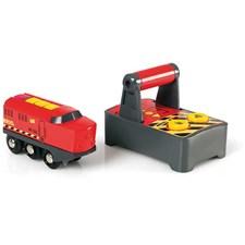 Fjärrstyrt lok, Brio Railway