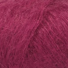 Drops Kid- Silk Uni Color Garn Mohair Silke 25 g