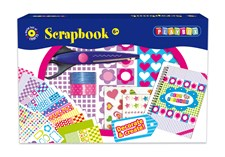 Pysselset Scrapbooking Playbox