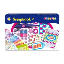 Pysselset Scrapbooking Playbox