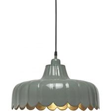PR Home Wells Taklampa 43 cm E27 Grön