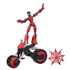 Bend and Flex Flex Rider Spiderman Avengers