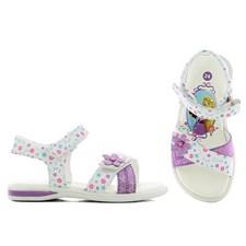 Sandal, Lila/Glitter, strl 26, Rapunzel