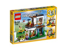 Modernt hem modulset, LEGO Creator Buildings (31068)