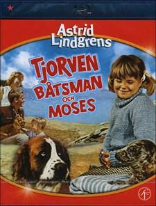 Tjorven, Båtsman och Moses (Blu-ray)