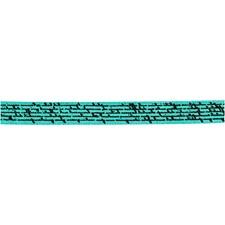 Silkebånd, B: 10 mm, 8 m, lys turkis