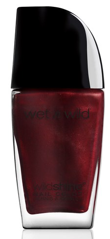 Wild Shine Nail Color - Burgundy Frost
