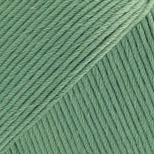 Safran Drops design Garn Bomull 50 g grønn 04