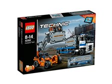 Containertransport, LEGO Technic (42062)