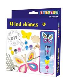 Hobbysett, Vindspill, Sommerfugl & blomster, Playbox