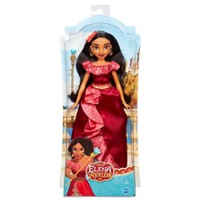 Disney Avalorin Elena Fashion Doll Muotinukke