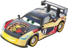 Disney Cars Carbon Racers Miguel Camino Kilpa-Auto