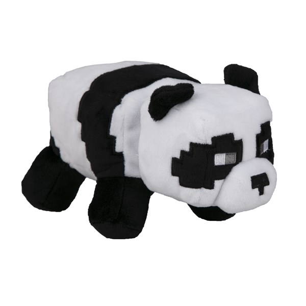 Minecraft Panda Happy Explorer Mjukisdjur  Jinx - gosedjur