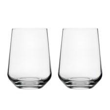 Iittala Essence Vattenglas 4-pack 35 cl Glas Klar