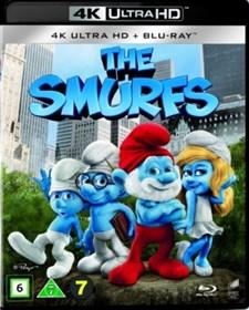Smurfarna - 4K Ultra HD Blu-ray + Blu-ray