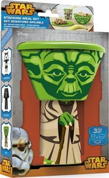 Matset i presentförpackning, Yoda, Star Wars
