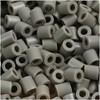 Rörpärlor 5x5 mm 1100 st Askgrå (8)