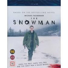 Snömannen (Blu-ray)