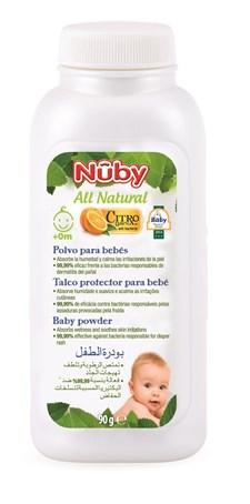 Citroganix Babypuder, Nûby