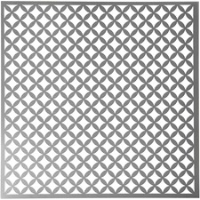 Schablon 30,5x30,5 cm, tjocklek 0,31 mm, 1 ark