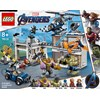 Avengers kasernstrid, LEGO Marvel Avengers Movie 4 (76131)