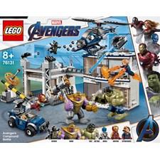 Avengers kasernstrid, LEGO Marvel Avengers Movie 4 (76131)