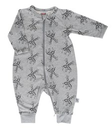 Pyjamas Sjiraff, Grå, Martinex