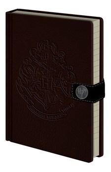 Harry Potter Muistikirja Hogwarts Crest