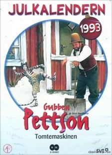 Gubben Pettson - Tomtemaskin (2-disc)