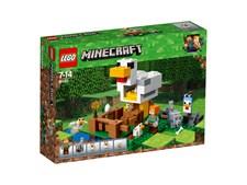 Hönshuset, LEGO Minecraft (21140)