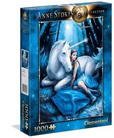 Pussel Anne Stokes Blue Moon 1000 bitar