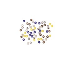 Glaspärlor Artisan 3 mm 60 st