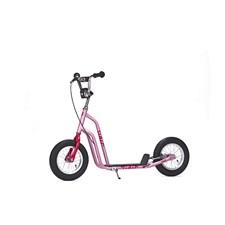 Yedoo Tidit rosa sparkcykel med lufthjul