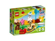 Perheen lemmikit, LEGO DUPLO Town (10838)