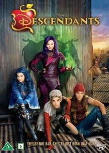 Disney Descendants, DVD