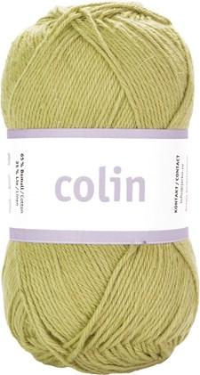 Järbo Colin Garn Bomullsmix 50g Cactus (28111)