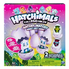 Hatchy Matchy Game, Hatchimals