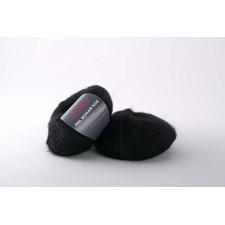 Phildar Mohair Soie Garn Mohair Silk 25 g Noir 1200