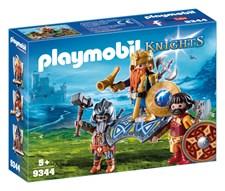 Dvärgkung, Playmobil Knights (9344)
