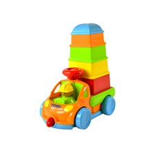 Pack & Stack Playtruck, Tomy