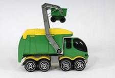 Roska-auto 40 cm, Plasto