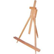 Maalausteline, pöytämalli, kork. 79 cm, 1 kpl