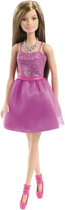 Glitz Doll, Lila brunett, Barbie