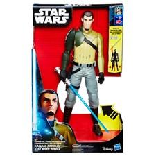 Kanan Jarrus, Elektronisk Duellfigur 30 cm, Star Wars