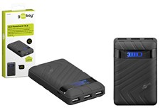 Batteriladdare Portabel Powerbank 18 000 mAh Smart Charge
