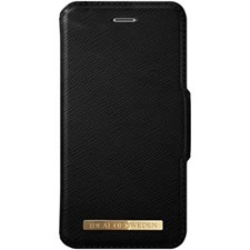 Mobilfutteral, Fashion Wallet, Til Iphone 6/6S/7/8, Black, Ideal