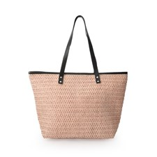 Ceannis Beach Shopper Peach